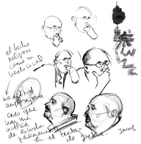 Imanol Zubero. Josetxo Beriain